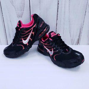 NIKE AIR MAX TORCH 4 Women's Shoes Black/Pink Sz 9
